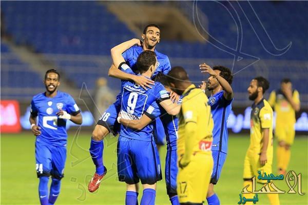 بعد مباراة قوية .. الهلال يتجاوز التعاون برباعية ويلاقي الأهلي على كأس الملك 