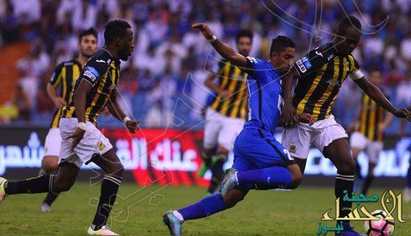 رسمياً.. الهلال يواجه الاتحاد في كأس السوبر السعودي