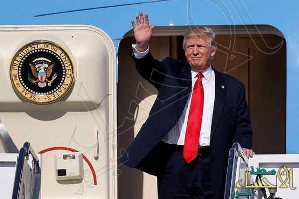 أجندة ترامب في المملكة منذ لحظة الوصول حتى المغادرة