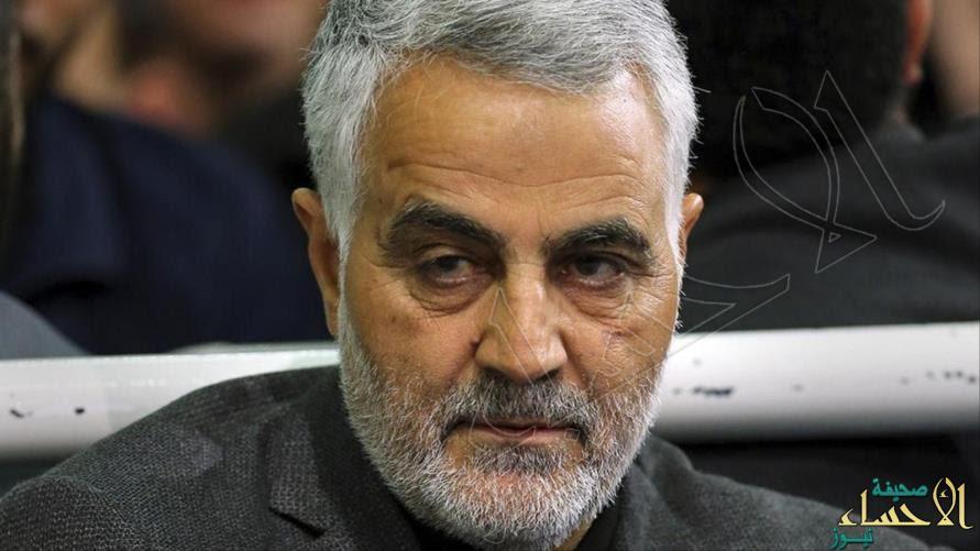 """معارض سوري يؤكد إصابة الإرهابي """"قاسم سليماني"""" في سوريا"""