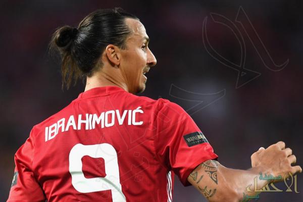 مانشستر يونايتد يتراجع ويستعيد خدمات إبراهيموفيتش