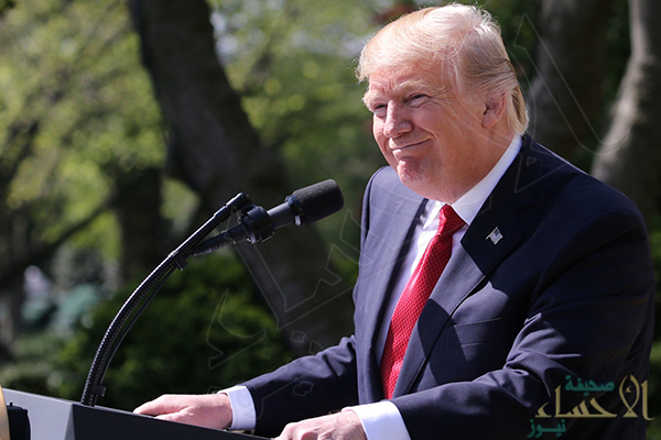 ترامب يشيد بالملك وولي العهد ويؤكد: أثق فيما يفعلان