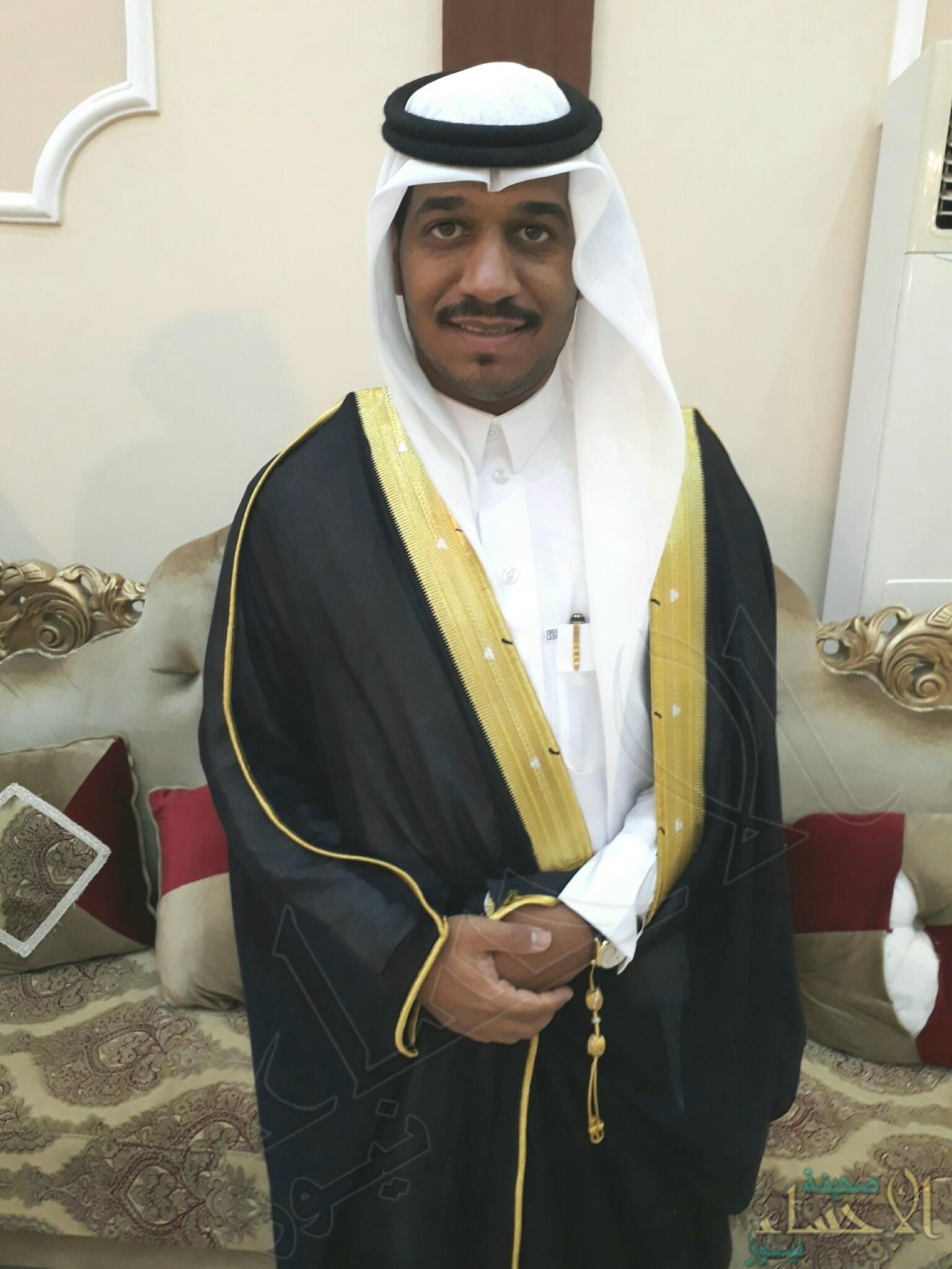"""""""الحربي"""" تحتفل بزواج ابنها """"محمد""""   صحيفة الأحساء نيوز"""