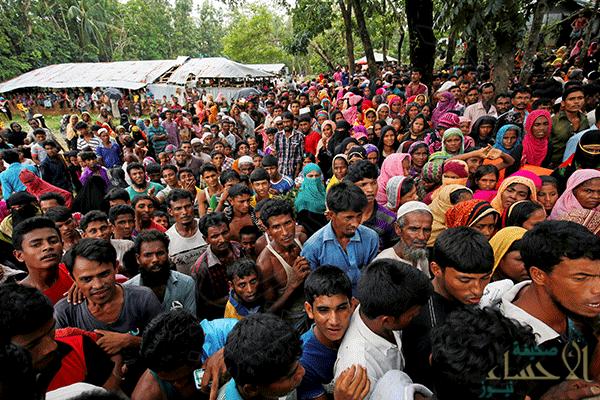 المملكة تقدم 20 مليون دولار لمؤتمر المانحين للاجئين الروهينجا