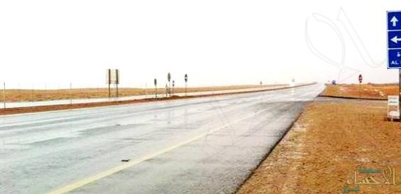 """الأرصاد: تدني الرؤية الأفقية بسبب الغبار في """"4"""" مناطق سعودية"""