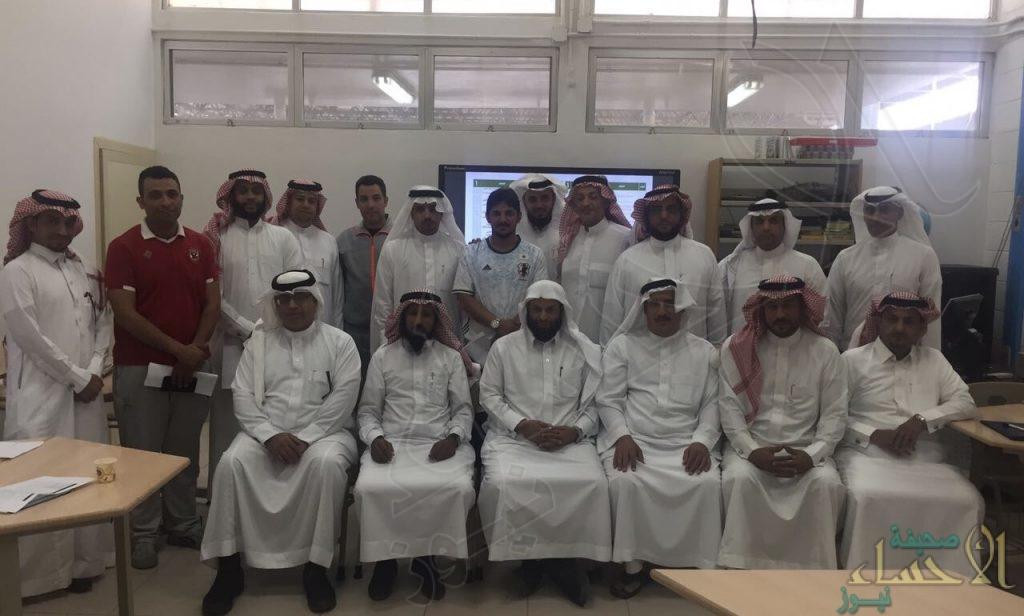 ابتدائية ابن مشرف تنفذ برنامج المشاغل التربوية لروار النشاط