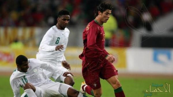 """""""الأخضر"""" يواجه المنتخب البرتغالي نوفمبر المُقبل"""