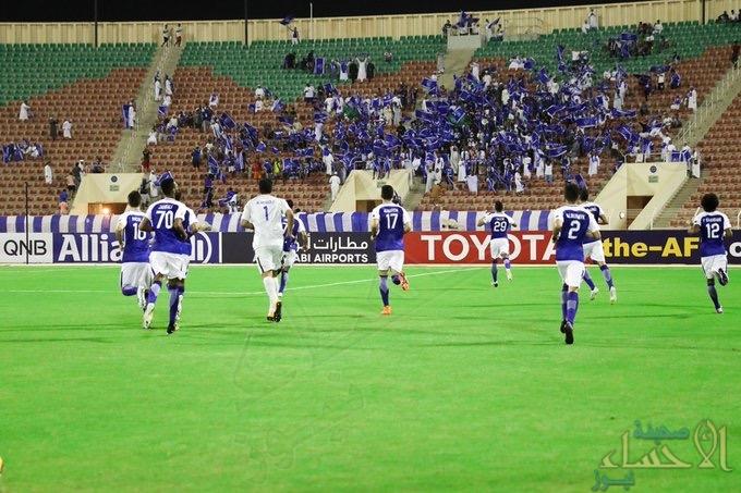 الهلال يتأهل إلى نهائي دوري أبطال آسيا 2017