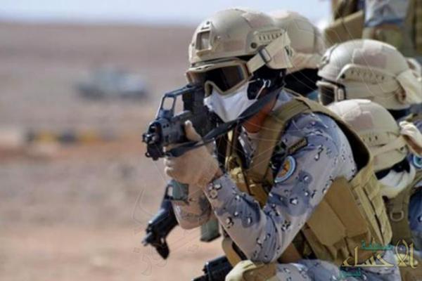 """الداخلية: صواريخ مضادة للدبابات وأسلحة ضمن ضبطيات """"حرس الحدود"""""""