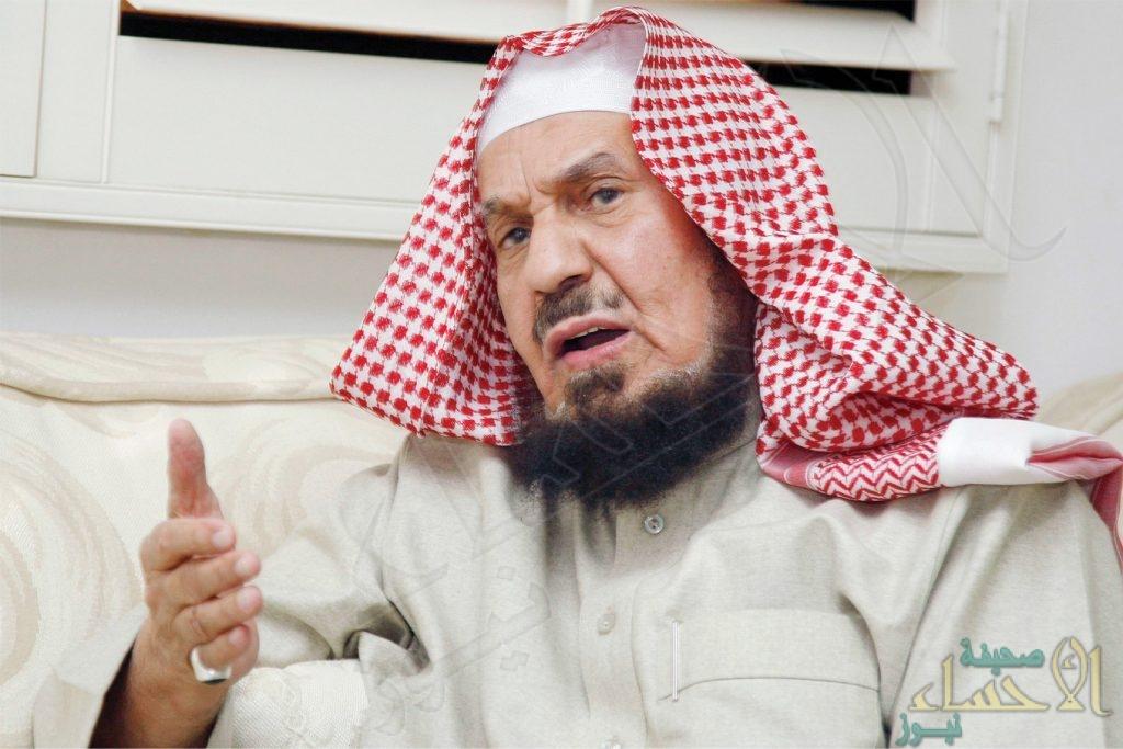 """الشيخ """"المنيع"""" يعلق على واقعة الدعاء على اللاعبين الأجانب بالمملكة"""