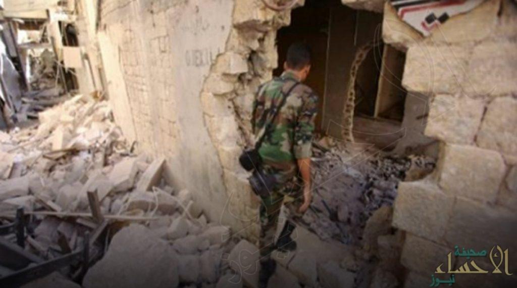 سوريا.. 53 قتيلا في قصف جوي استهدف سوقا بريف حلب الغربي
