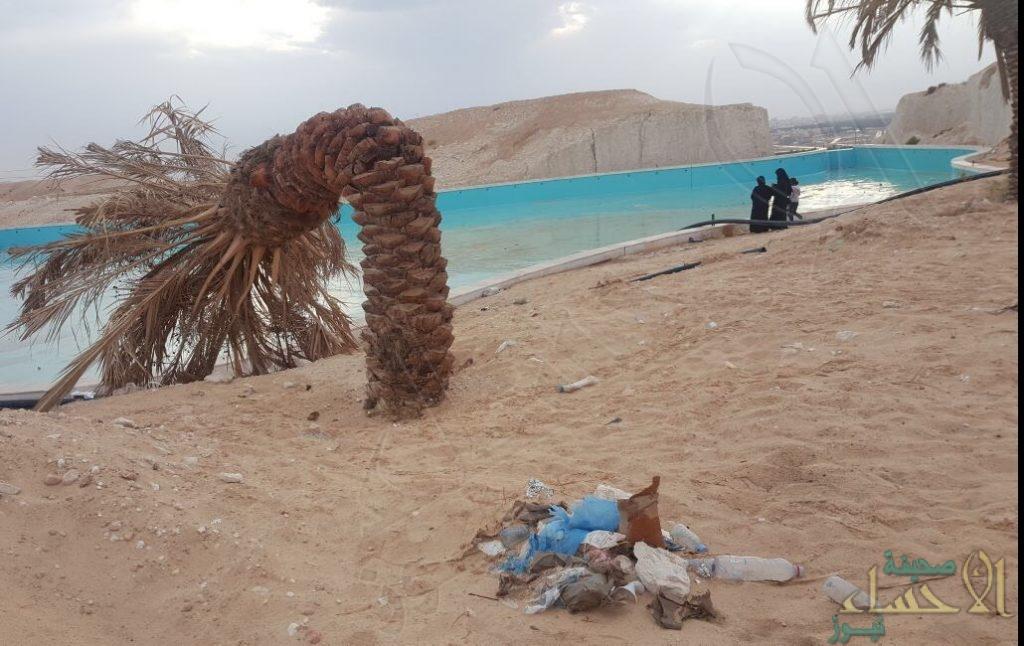 بالصور.. منتزه الملك عبدالله للمغامرات يفلت من مجهر النزاهة والفساد !!