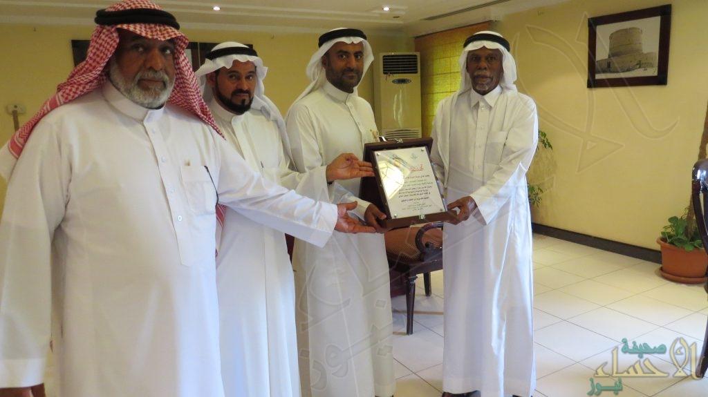 اللجنة الأهلية بالطرف تلتقي بمدير بلدية الجفر لمتابعة المطالبات