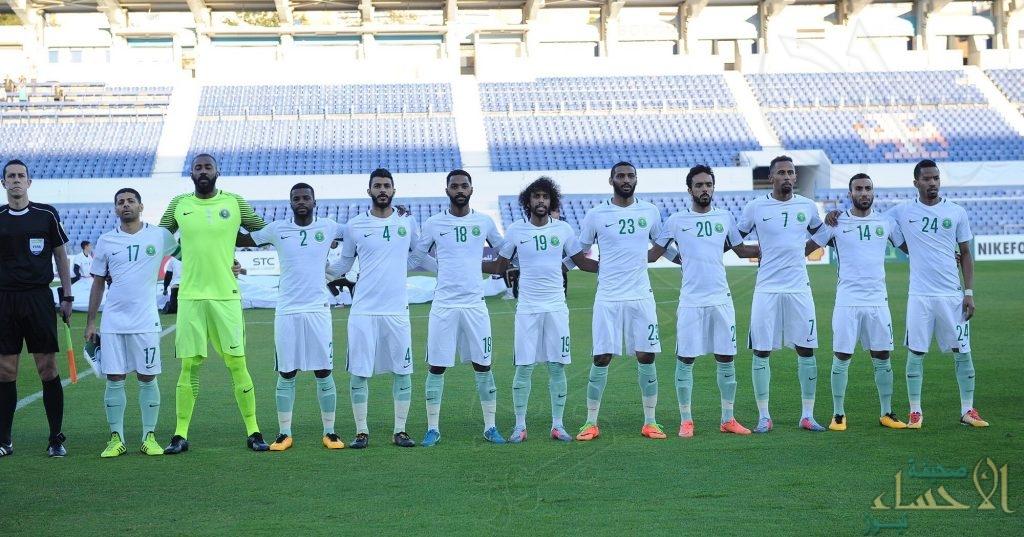 المنتخب السعودي يخسر آخر مبارياته الودية في معسكر البرتغال أمام بلغاريا