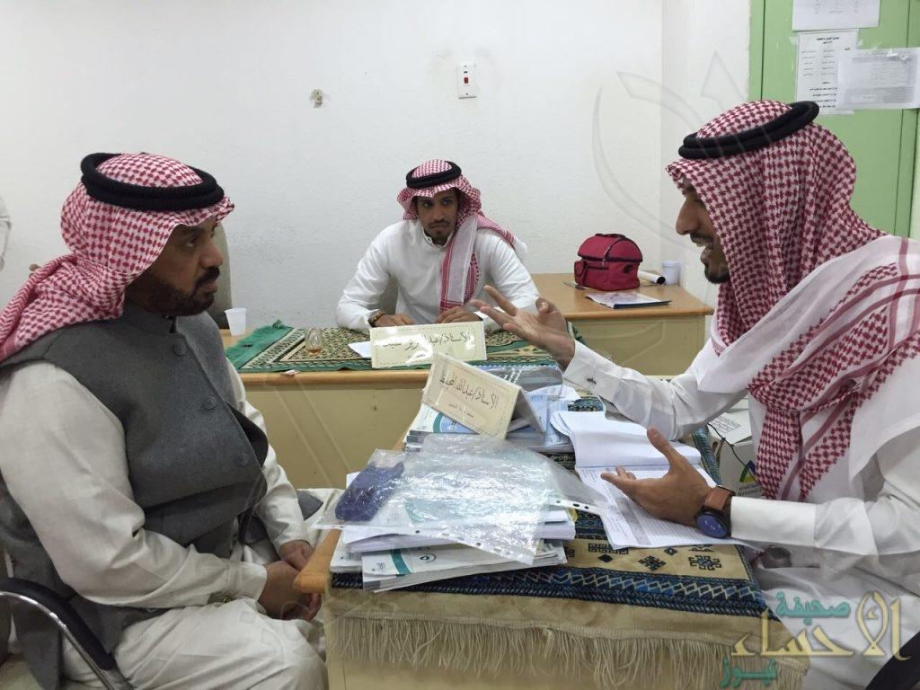 بالصور .. ثانوية الحرمين تعقد الجمعية العمومية لمجلس الآباء والمعلمين