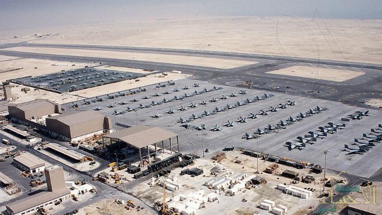"""مجلة أمريكية تشير لاحتمالية الاستغناء التدريجي عن قاعدة """"العديد"""" في قطر"""