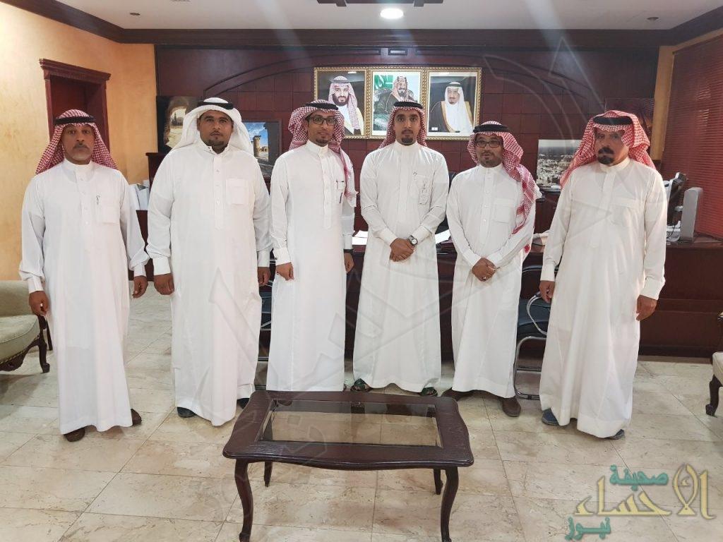 """""""جماعي العمران"""" يسعى لشراكة استراتيجية مع """"البلدية"""" و""""منتزه الأحساء الوطني"""""""