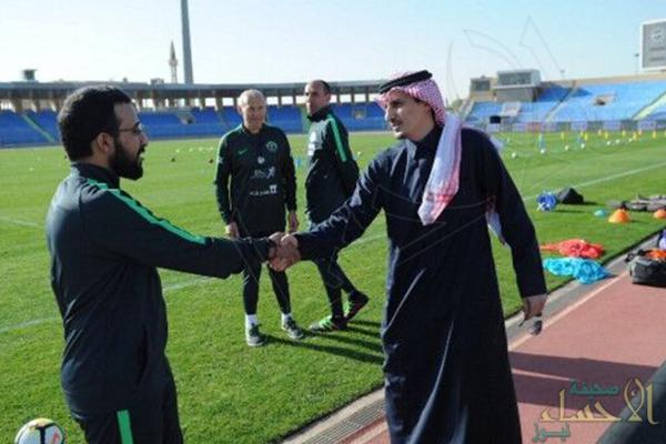 """بعثة الأخضر تطير إلى الكويت للمشاركة في """"خليجي 23"""""""