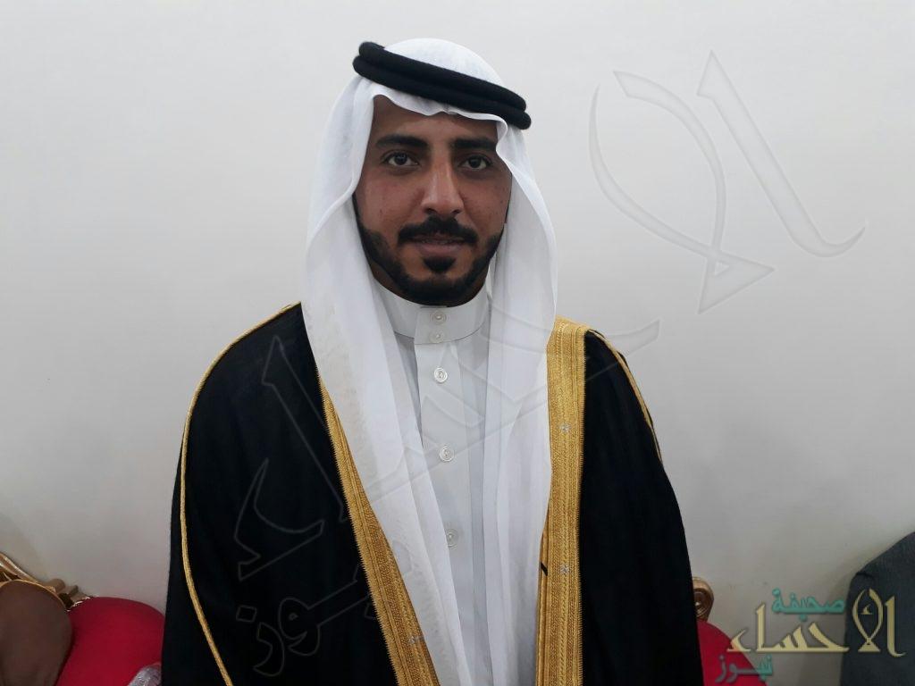 """بالصور… أسرة الحمادي تحتفل بزواج ابنها """"عبدالعزيز"""""""