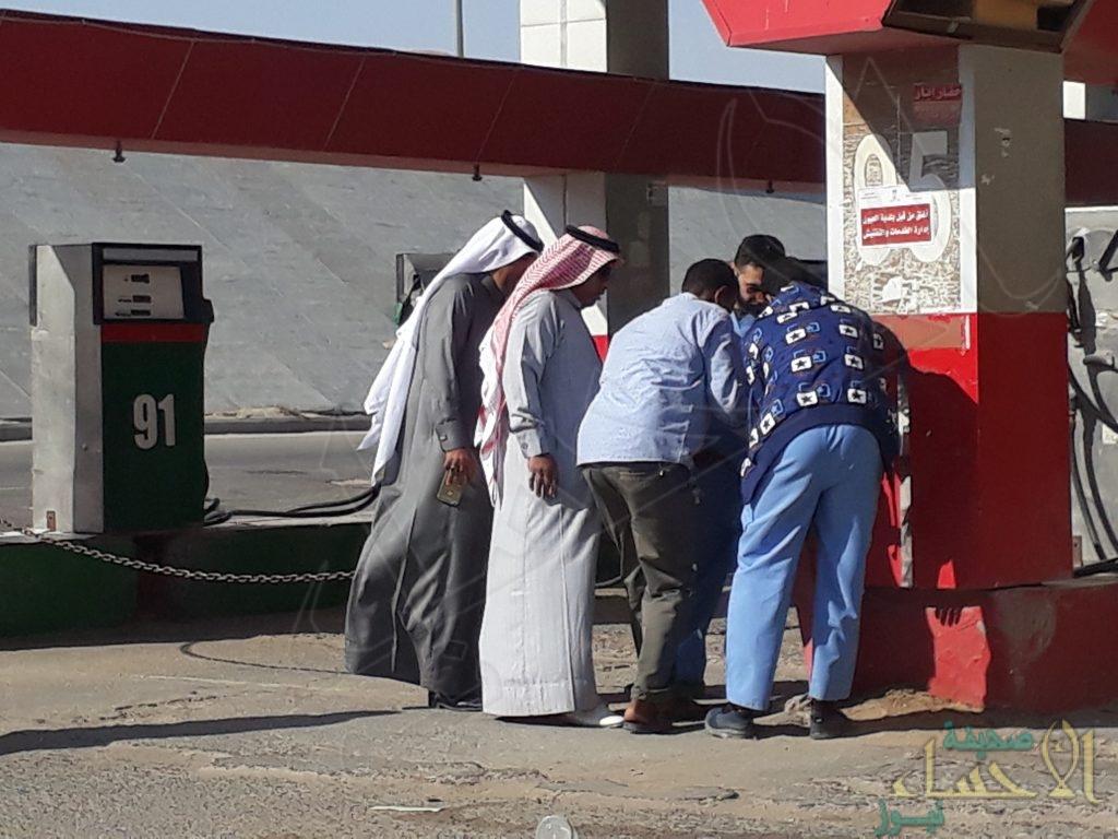 """إغلاق مفاجئ لمحطة مخالفة يُربك المسافرين عبر """"عيون"""" الأحساء"""