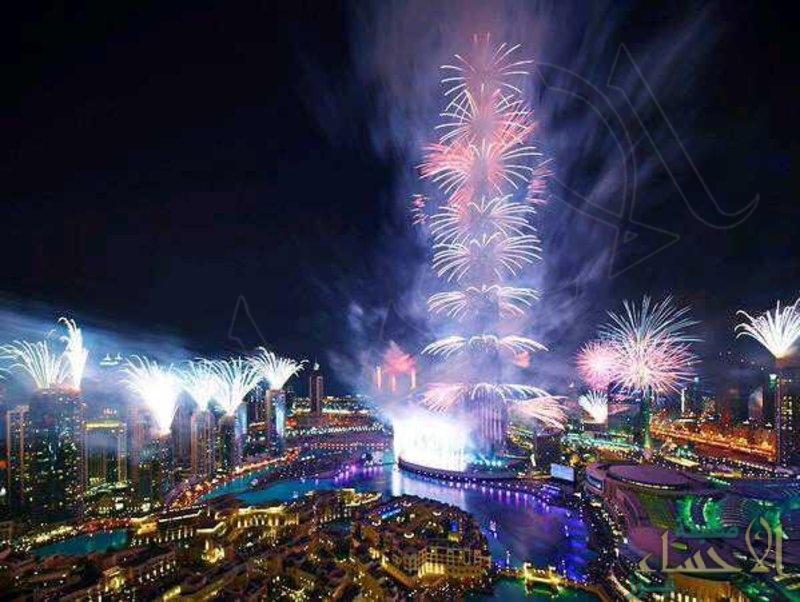 دبي تلغي ألعابها النارية في ليلة رأس السنة.. وهذا ما ستفعله!!