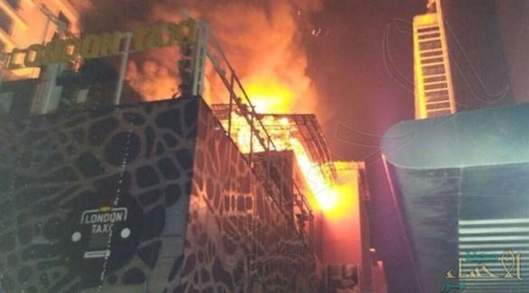 مصرع 14 شخصًا إثر حريق في مبنى بمدينة مومباي الهندية