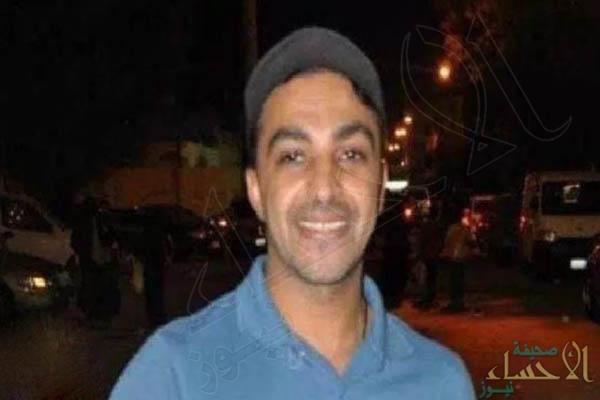 صورة متداولة لجثة الإرهابي سلمان الفرج بعد مقتله على يد رجال الأمن بالعوامية