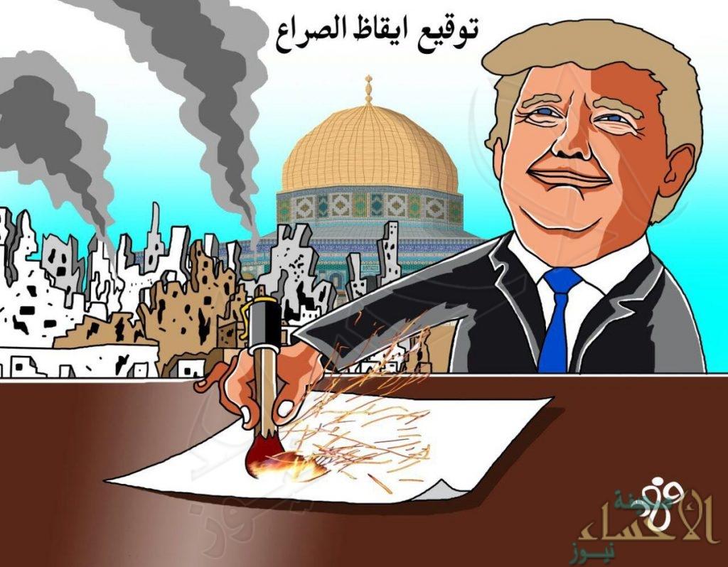 """كواليس قرار """"ترامب"""" المُخزي والذي قلب الطاولة على """"الولايات المتحدة"""" !!"""