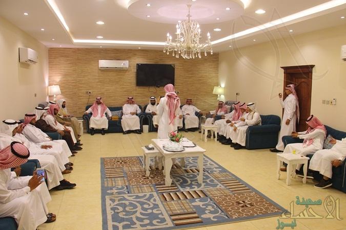 """أسرة الدغيش تحتفل بعقد قران """"خليفة"""""""