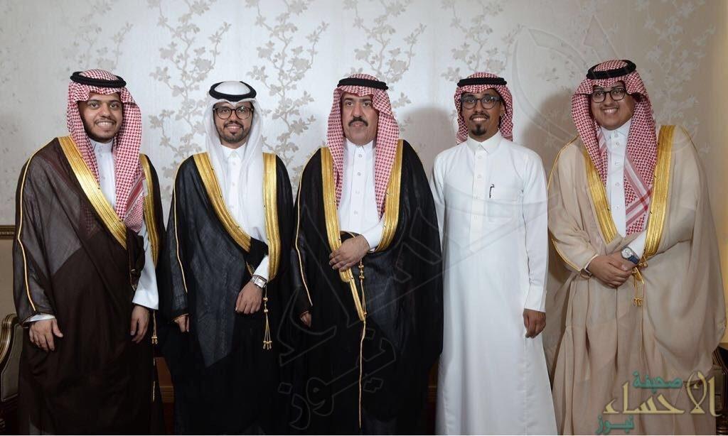 """""""الشيخ أحمد العامر"""" تحتفل بزفاف ابنها """"ابراهيم"""""""