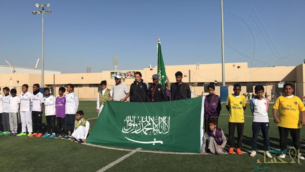 بالصور.. اختتام الأنشطة الرياضية بمدرسة الأمير محمد بن فهد بالهفوف