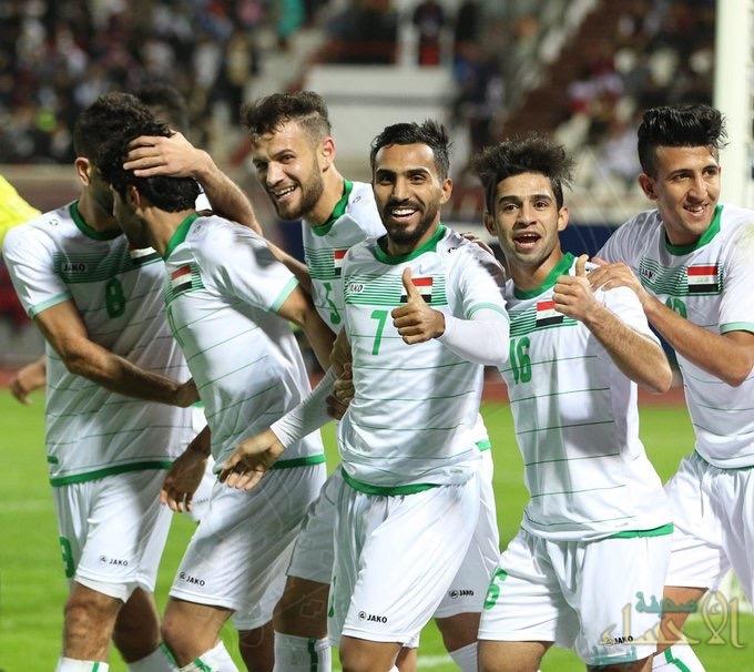 العراق تعزز آمالها بالتأهل إلى الدور الثاني و البحرين يتفوق على اليمن بهدف نظيف