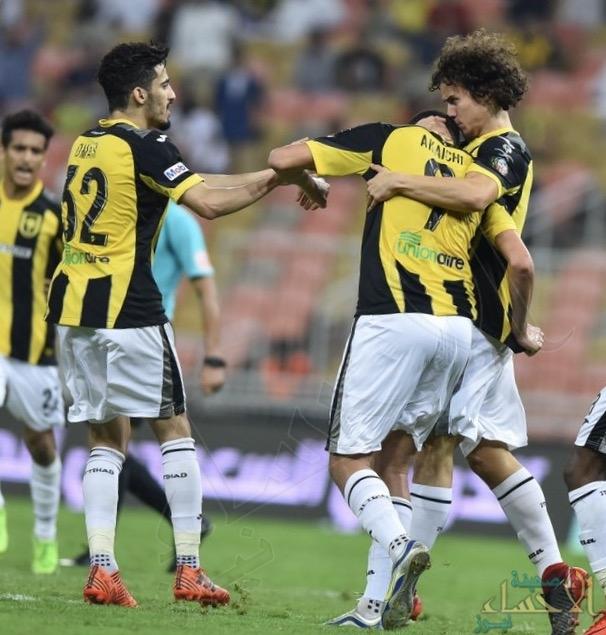 الاتحاد يتعادل بثلاث اهداف امام الفيصلي