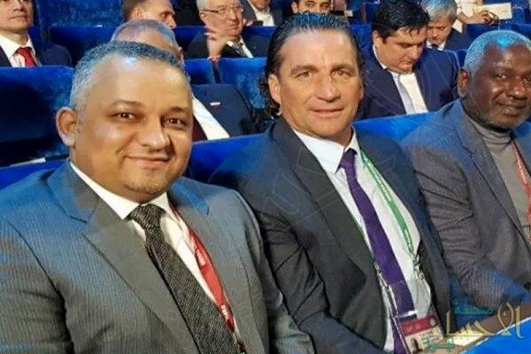 رئيس الاتحاد السعودي يعلق على مجموعة الأخضر في كأس العالم