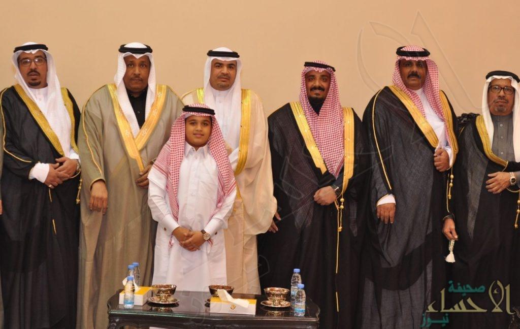 """أسرة """"النمشان"""" تحتفل بزواج ابنها """"عبدالله"""""""