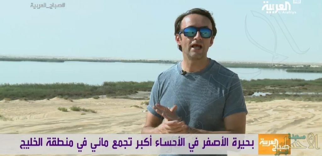 """بالصور.. """"العربية"""" تبدأ جولاتها السياحية من قلب الأحساء وتبث 3 حلقات عن معالمها!!"""