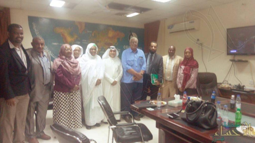 جامعة الملك فيصل تشارك بالمهرجان الدولي الأول للتمور السودانية