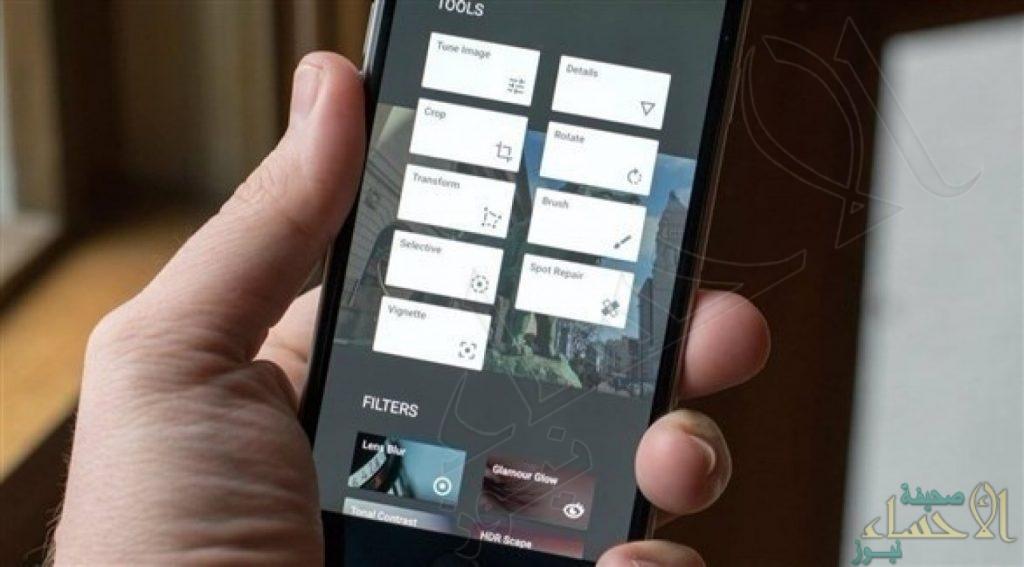 محرر صور احترافي من جوجل لأجهزة أندرويد وآيفون