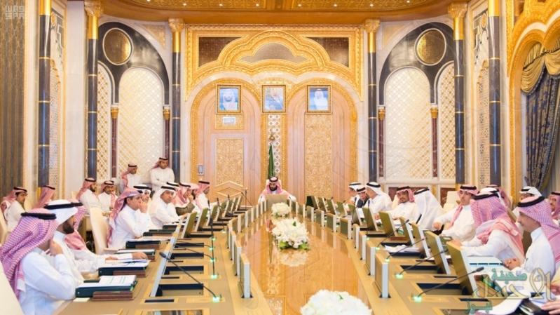 مجلس الشؤون الاقتصادية يستعرض عرضًا لتحفيز القطاع الخاص في التنمية
