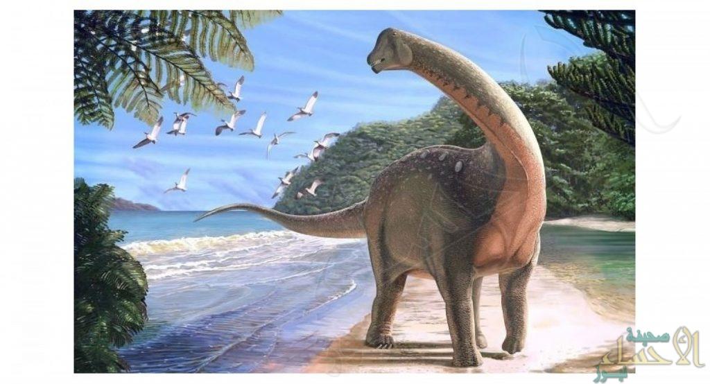 """كشف علمي جديد: العثور على ديناصور مصري باسم """"منصوراصورس"""" !!"""
