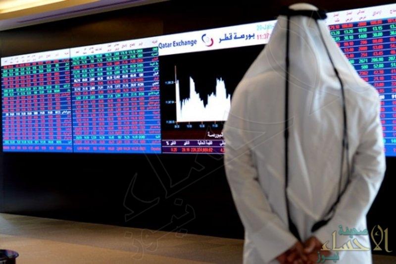 """""""بلومبرج"""": خسائر بالغة لبورصة قطر عقب حادثتي الطائرتين الإماراتيتين.. هروب جماعي"""