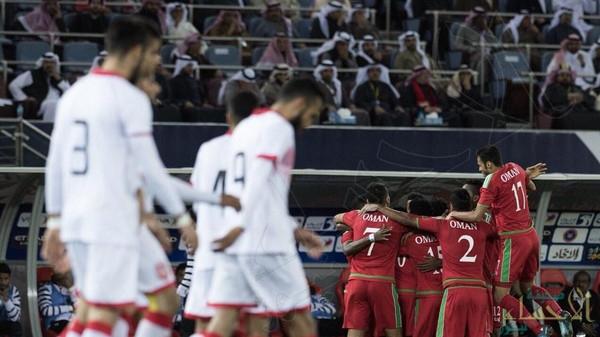 عُمان تعبر البحرين وتطير إلى نهائي كأس #خليجي_23
