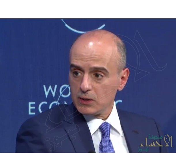"""الجبير يعلن من """"دافوس"""" : محمد بن سلمان يريد تحويل المملكة إلى دولة طبيعية وقوية"""