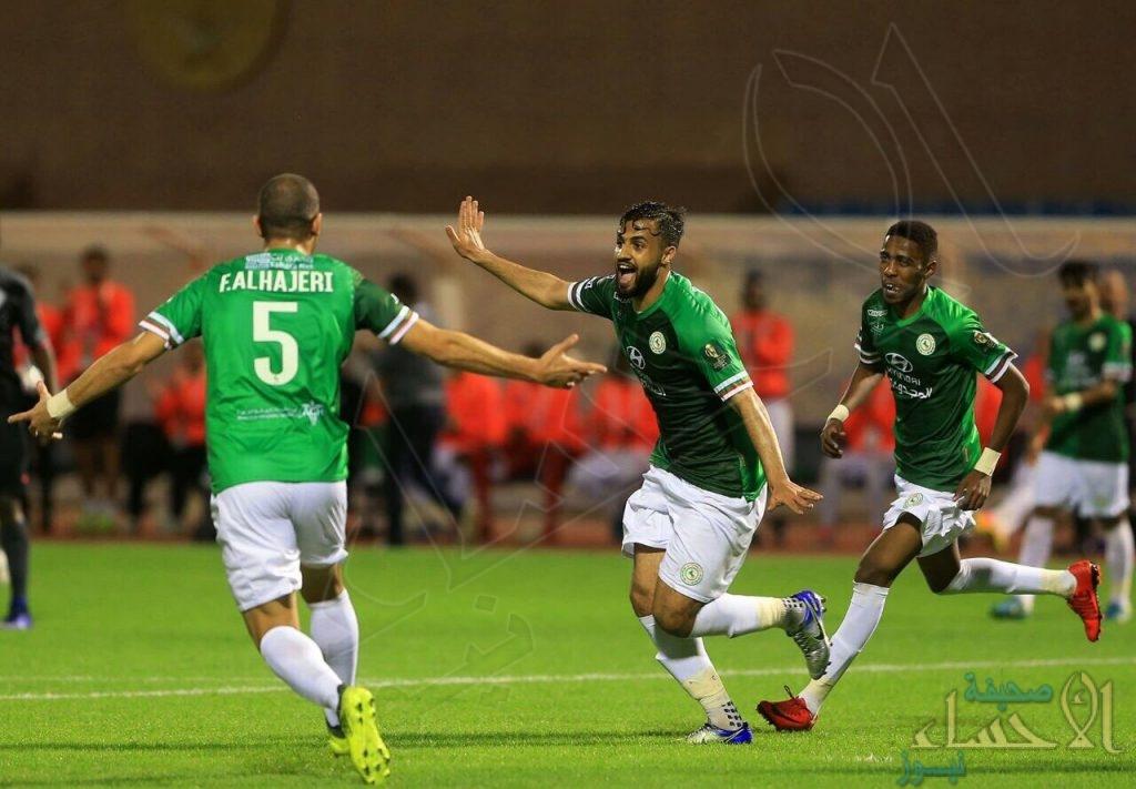 الاتفاق والخليج والنجوم يتأهلان إلى دور الـ16 لكأس خادم الحرمين الشريفين لكرة القدم