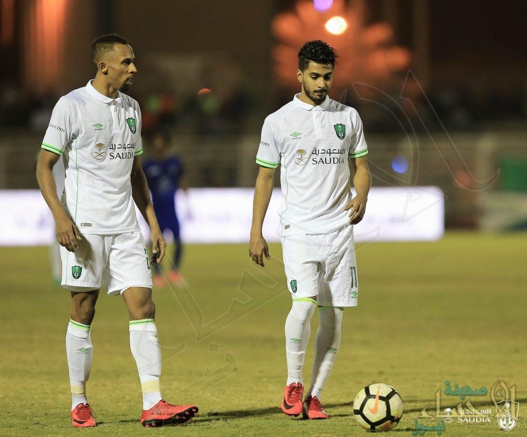 الأهلي يتأهل إلى دور الـ 16 لكأس خادم الحرمين الشريفين لكرة القدم بفوزه على الشعلة