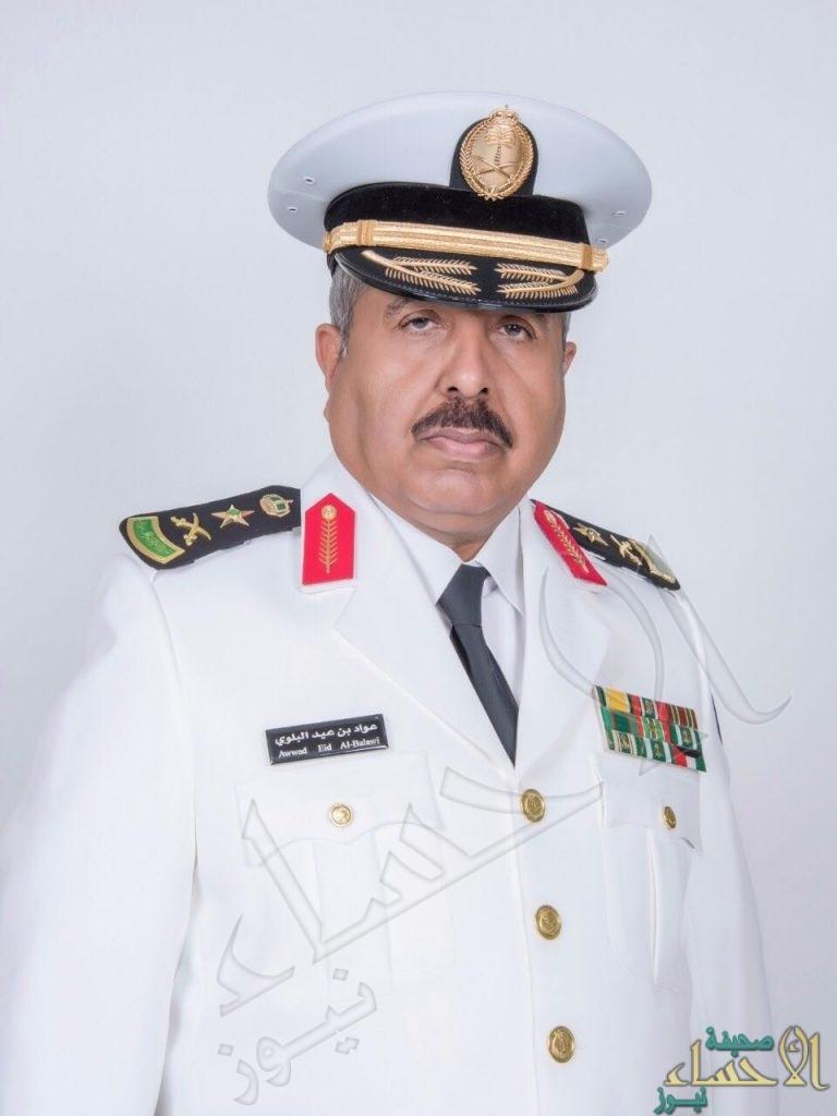 مدير عام حرس الحدود يشكر القيادة على صرف مكافأة للعسكريين المشاركين في الصفوف الأمامية بالحد الجنوبي