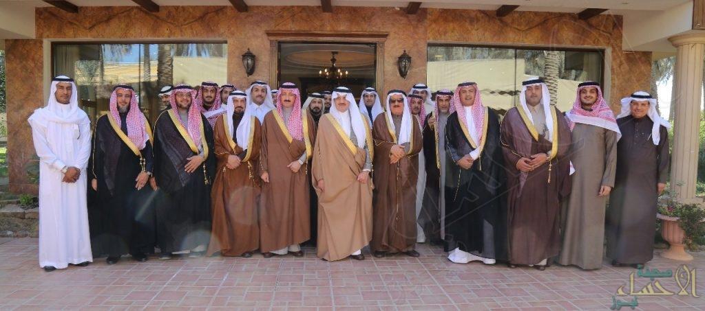 """بالصور… أمير """"الشرقية"""" يخصّ """"الموسى"""" بزيارة ودية ويطلع على مستجدات مشروعه الضخم"""