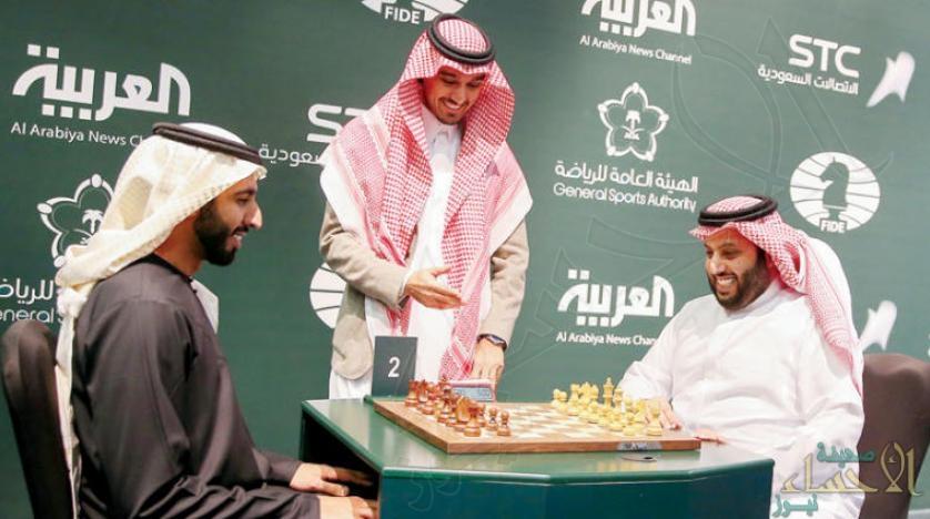 كأس الملك سلمان للشطرنج تودع 400 ضيف شاركوا في منافساتها