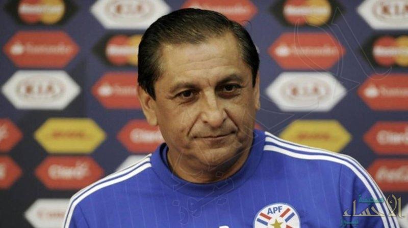 الأرجنتيني رامون دياز مدرباً لنادي الاتحاد
