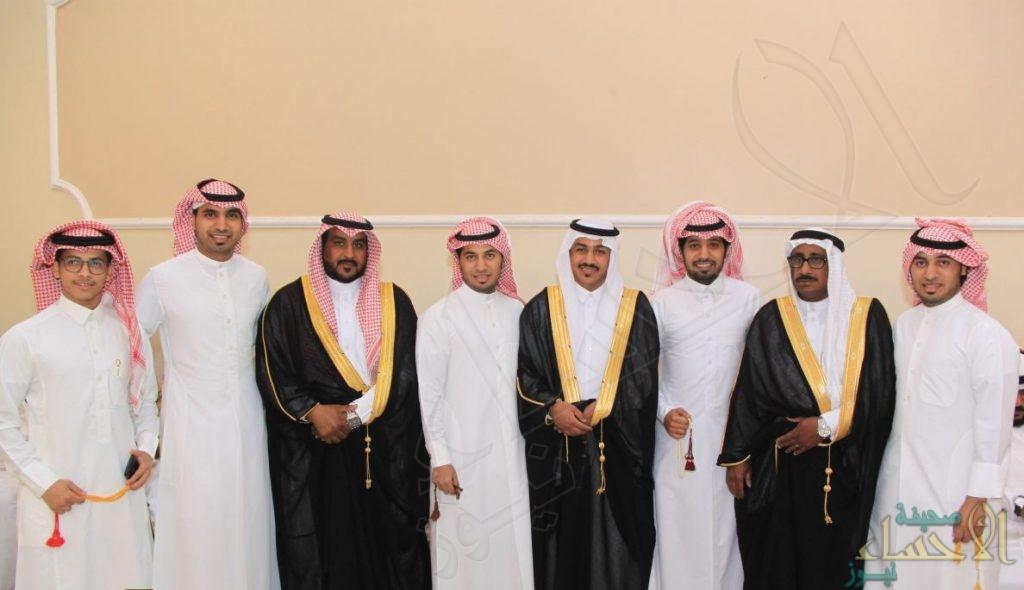 """أسرة """"العواد"""" تحتفل بزواج ابنها """"أحمد"""""""